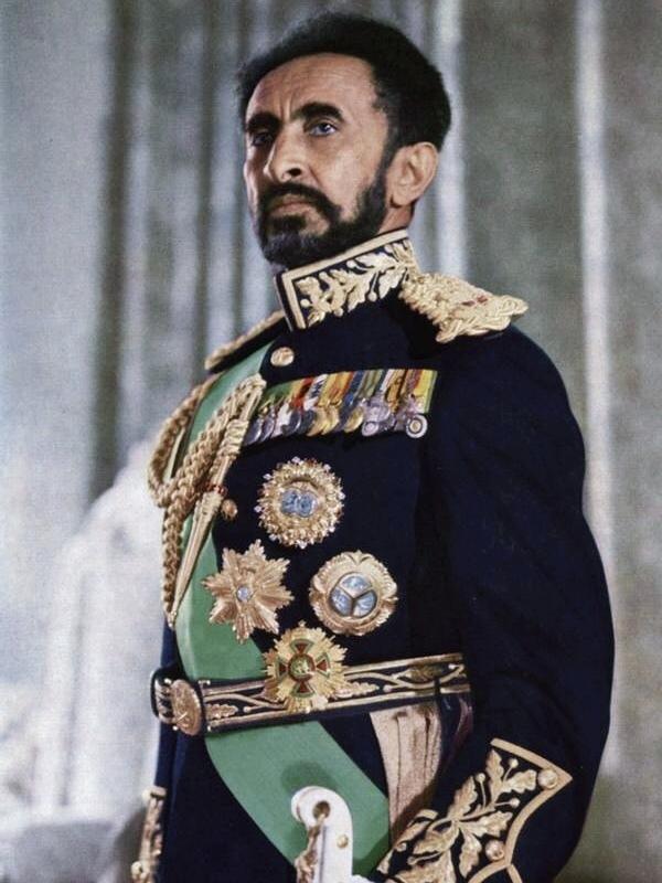 EmperorHaile Selassie